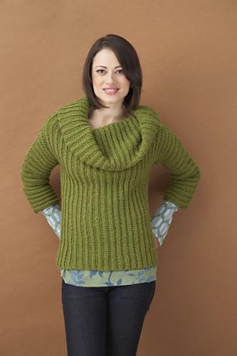 Cowl Neck Sweater Knitting Pattern : Quando devo usare la maglia e quando luncinetto? - Maglia e Uncinetto