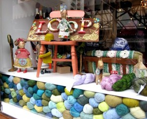 Knitting Wool Shops : Loop, uno dei pi? famosi negozi ingles, anche on-line.