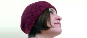MODELLO. Cappellino RedBird di Maria Modeo