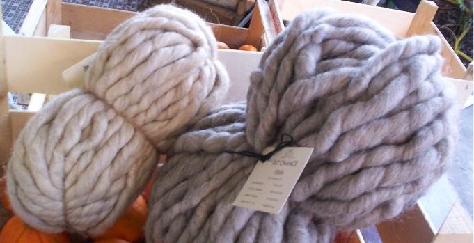 Matasse di lana super bulky Tjockt