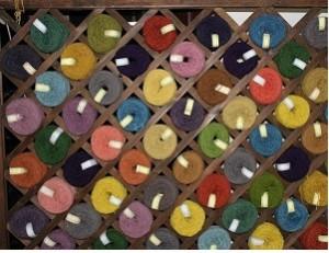 La Robbia: lana sarda e tintura naturale