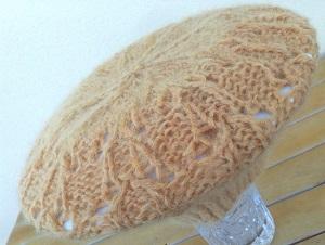 How To: come mettere in forma un basco fatto a maglia