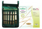 Set Knit Pro in bambù con connettori ipoallergenici placcati oro