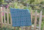 Fair Isle Tunisian Crochet Brenda Bourg uncinetto tunisino
