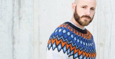 Prismatic Dusk, il maglione di Dario Tubiana