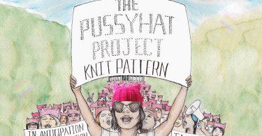 Locandina del movimento PussyHat Riot