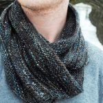 Purl Ridge Scarf di Stephen West